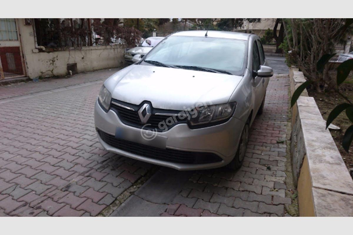 Renault Symbol Büyükçekmece Kiralık Araç 1. Fotoğraf
