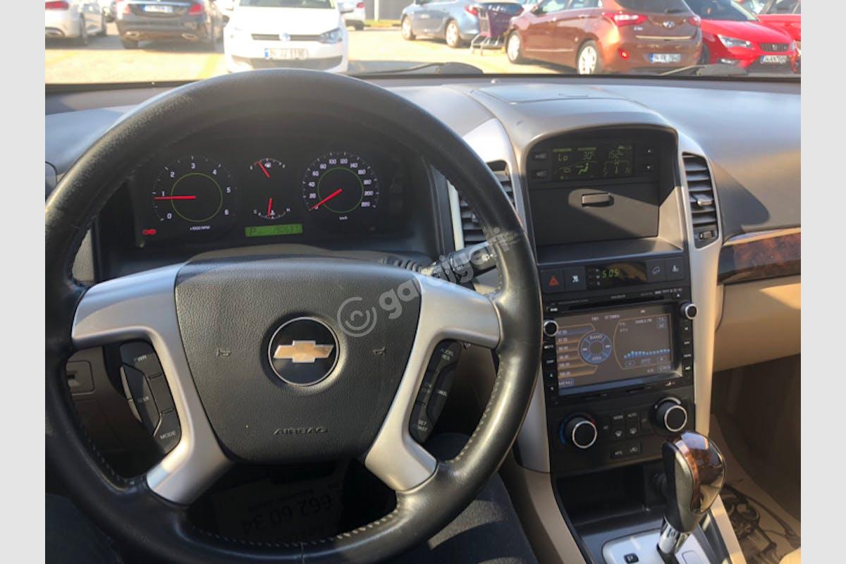 Chevrolet Captiva Fatih Kiralık Araç 3. Fotoğraf