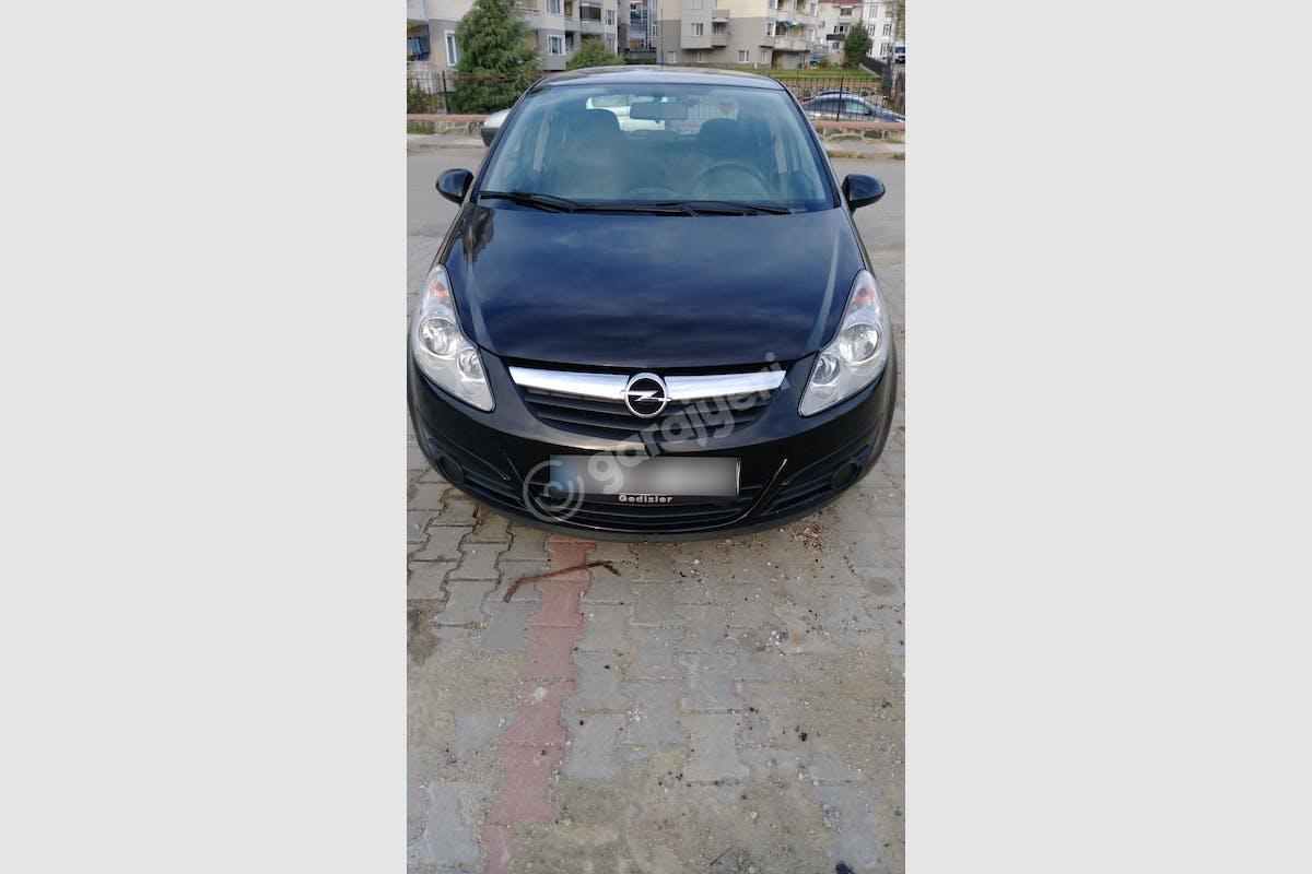 Opel Corsa Süleymanpaşa Kiralık Araç 1. Fotoğraf