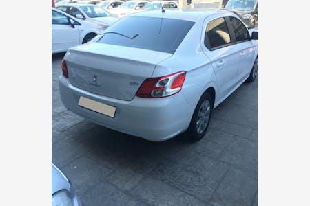 Kiralık Peugeot 301 , İstanbul Sarıyer