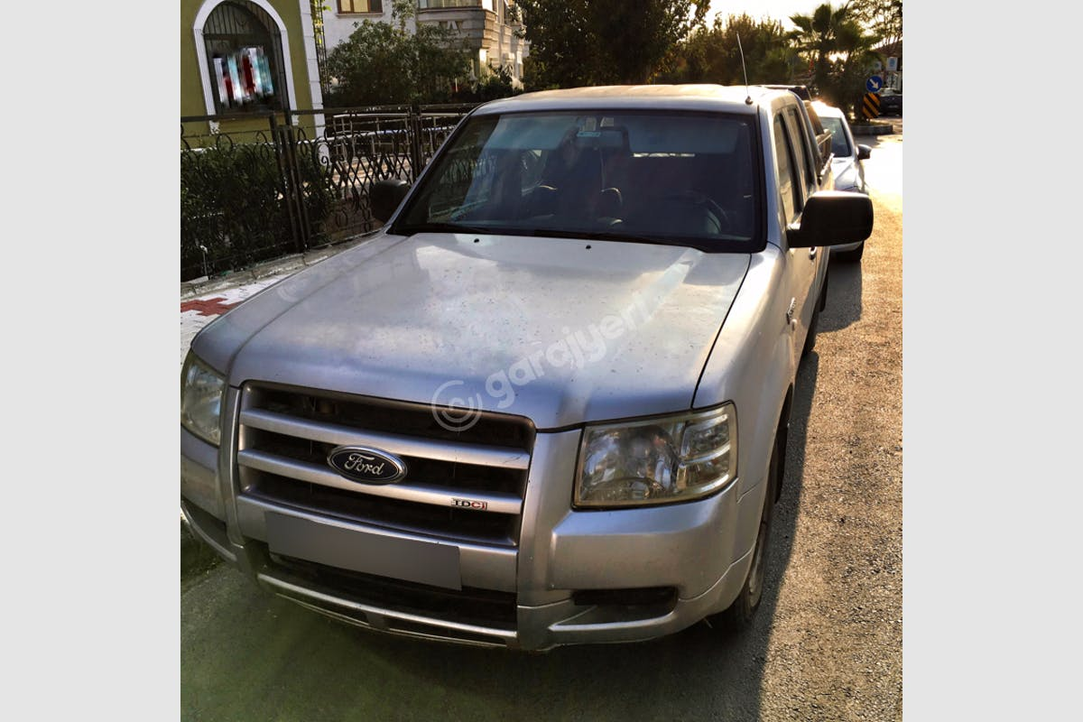 Ford Ranger Bakırköy Kiralık Araç 1. Fotoğraf