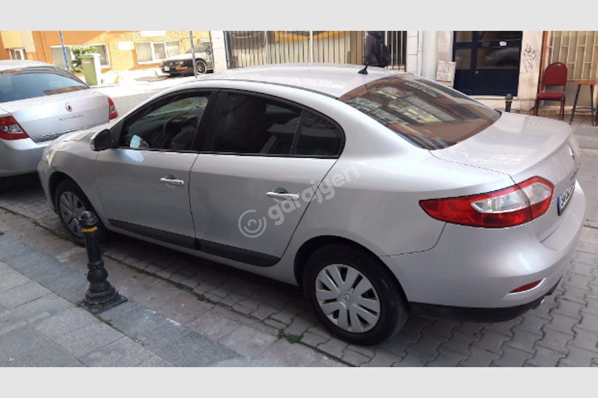 Renault Fluence Kadıköy Kiralık Araç 3. Fotoğraf