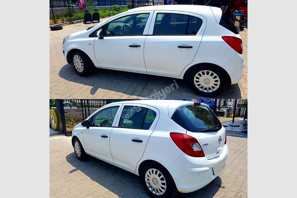 Opel Corsa Yenişehir Kiralık Araç 2. Fotoğraf