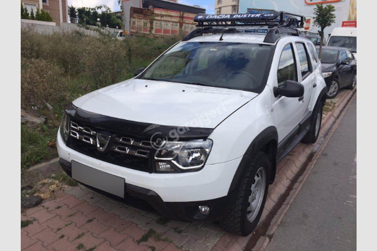 Dacia Duster Kağıthane Kiralık Araç 1. Fotoğraf