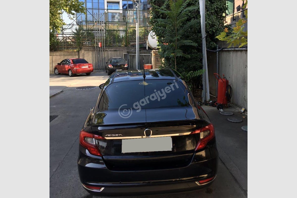 Fiat Egea Beyoğlu Kiralık Araç 8. Fotoğraf