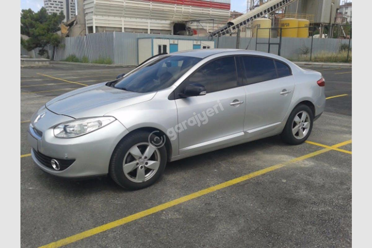 Renault Fluence Pendik Kiralık Araç 1. Fotoğraf