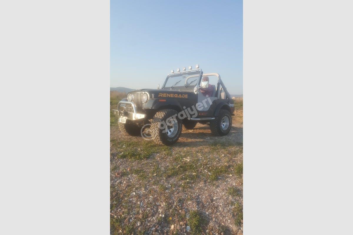 Jeep Grand Cherokee Körfez Kiralık Araç 4. Fotoğraf