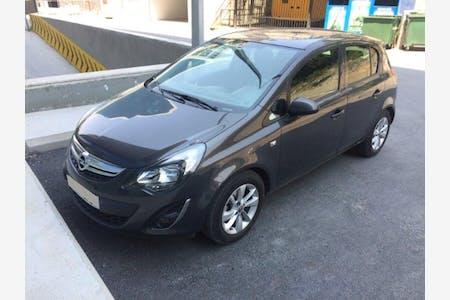 Kiralık Opel Corsa 2014 , Balıkesir Karesi