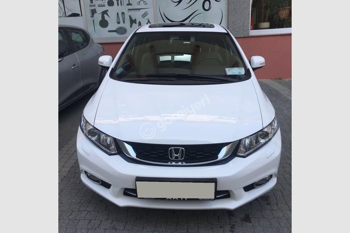 Honda Civic Bakırköy Kiralık Araç 3. Fotoğraf