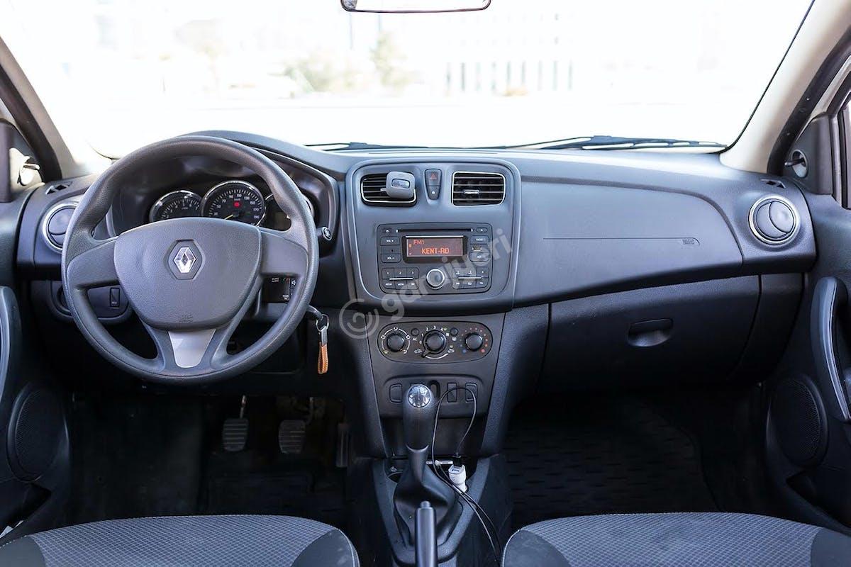 Renault Symbol Şişli Kiralık Araç 7. Fotoğraf