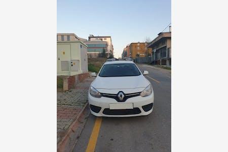 Kiralık Renault Fluence 2013 , İstanbul Ümraniye