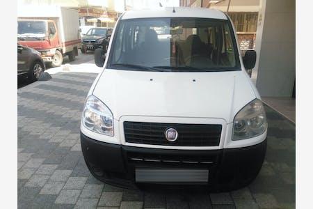 Fiat Doblo İstanbul Pendik Kiralık Araç