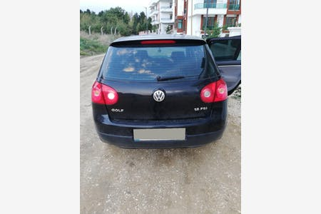 Kiralık Volkswagen Golf 2010 , İstanbul Büyükçekmece
