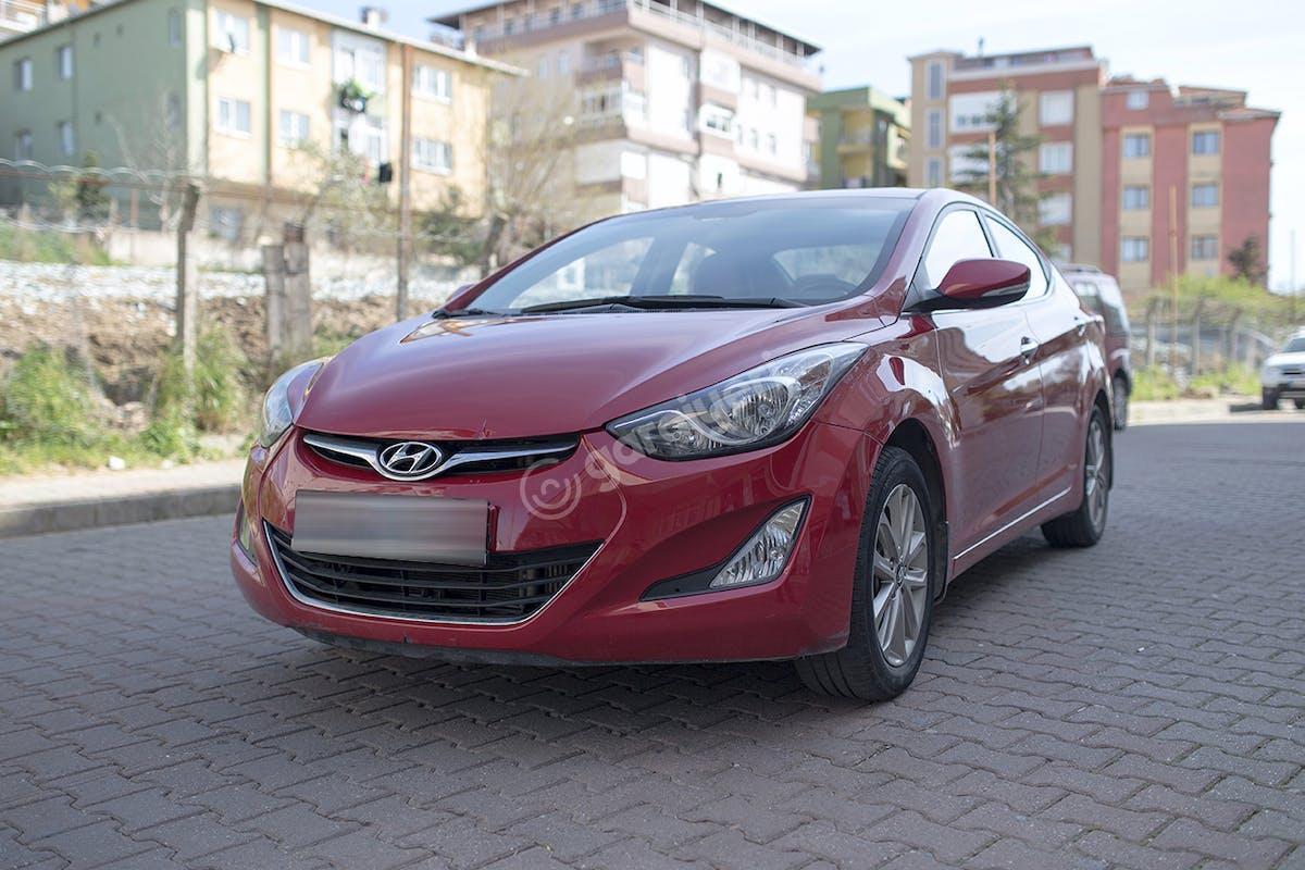 Hyundai Elantra Üsküdar Kiralık Araç 2. Fotoğraf