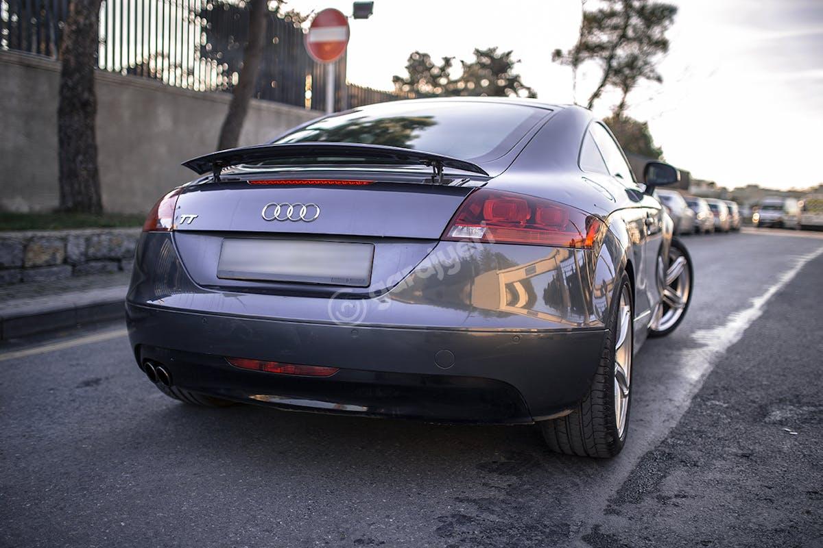 Audi TT Üsküdar Kiralık Araç 4. Fotoğraf