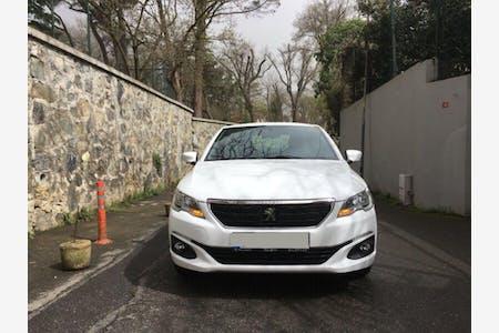 Kiralık Peugeot 301 2017 , İstanbul Sarıyer