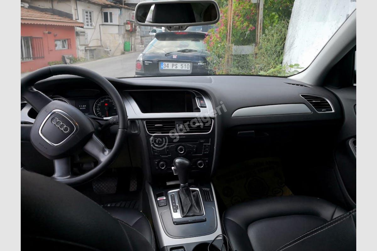 Audi A4 Beykoz Kiralık Araç 5. Fotoğraf