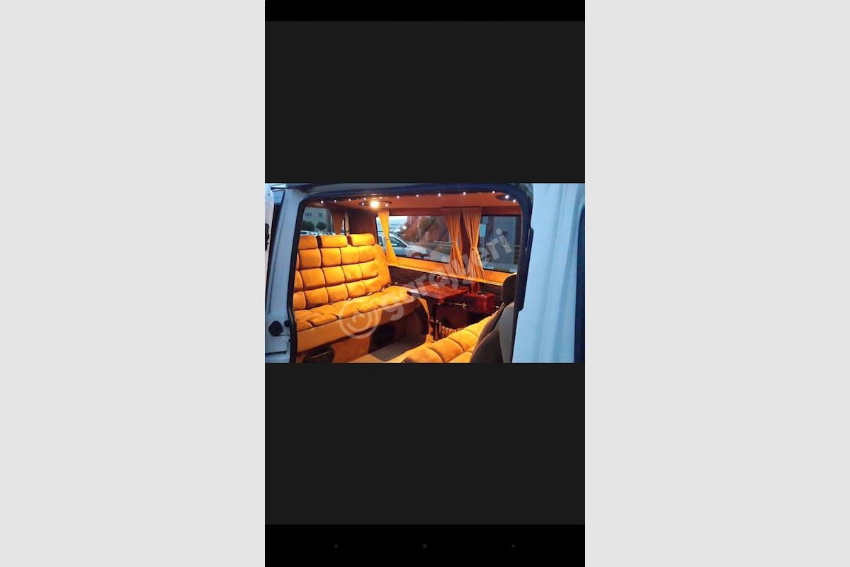 Volkswagen Transporter Çankaya Kiralık Araç 3. Fotoğraf