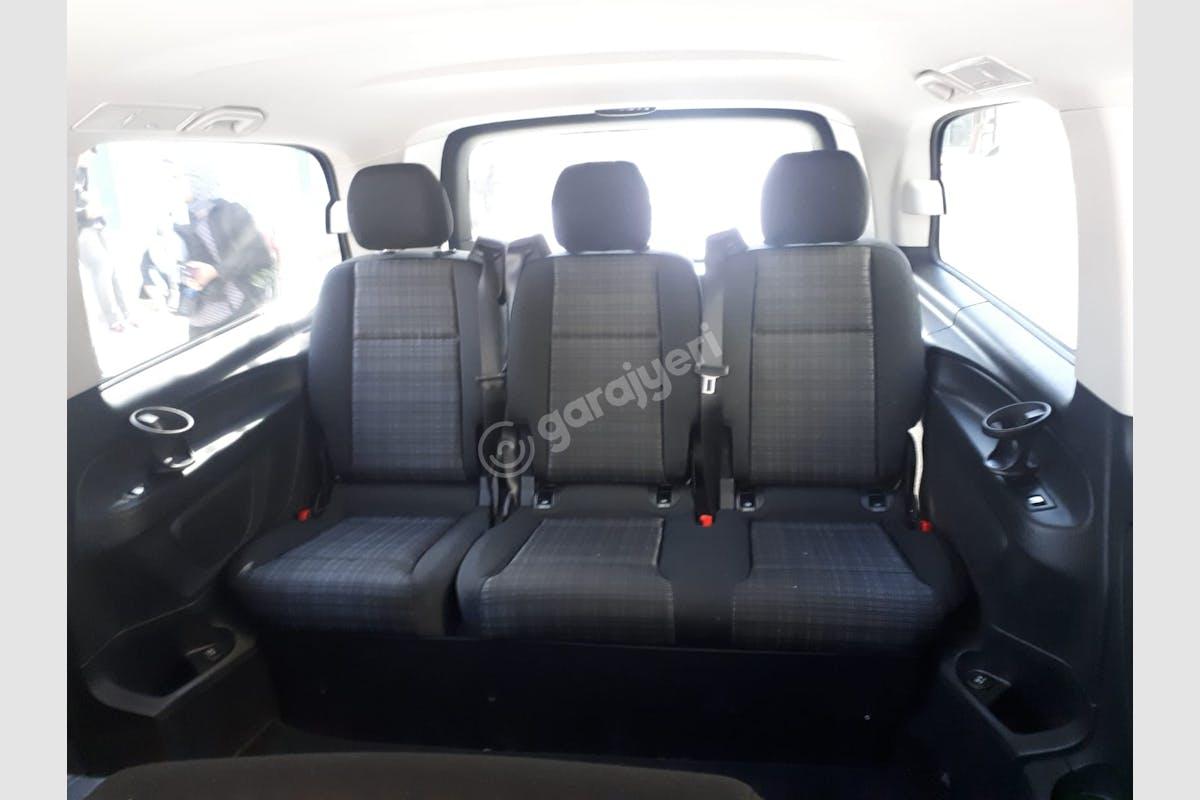 Mercedes - Benz Vito Avcılar Kiralık Araç 4. Fotoğraf