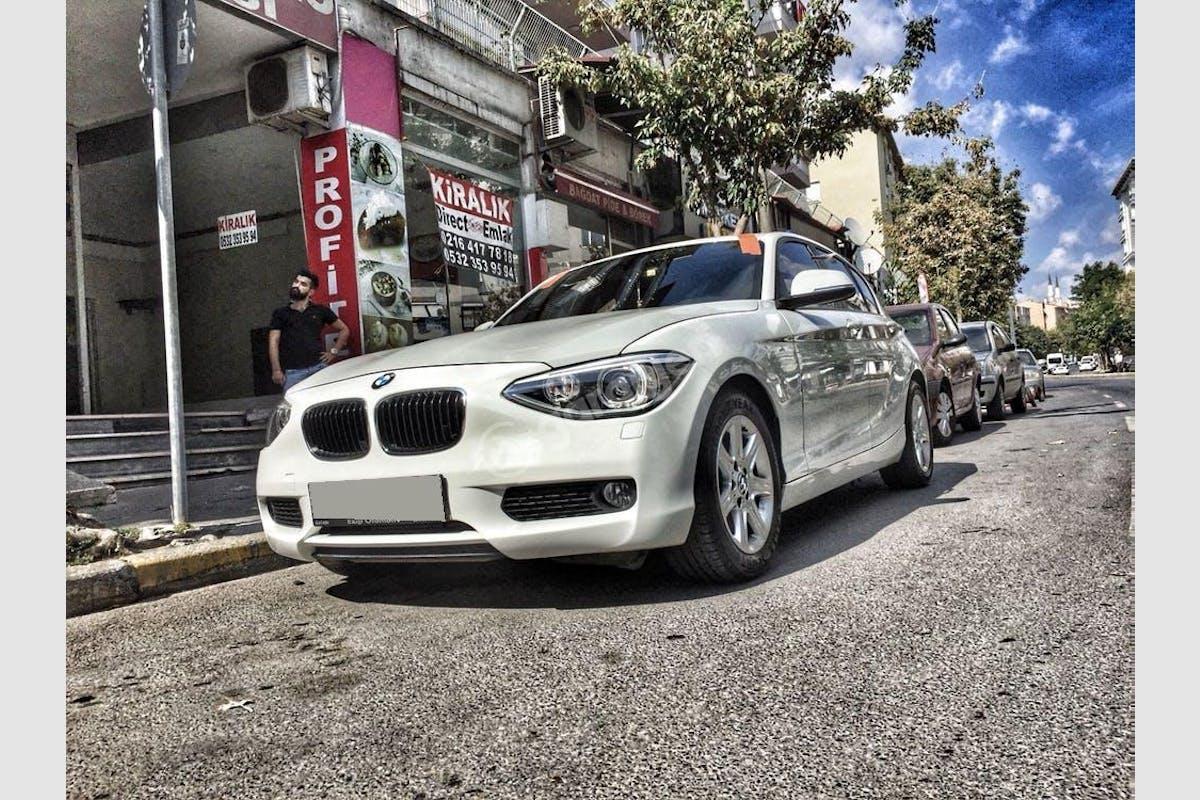 BMW 1 Maltepe Kiralık Araç 2. Fotoğraf