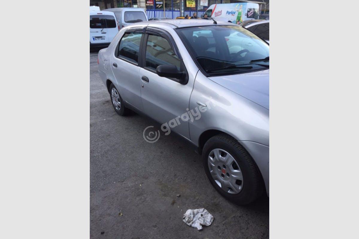 Fiat Albea Bahçelievler Kiralık Araç 3. Fotoğraf