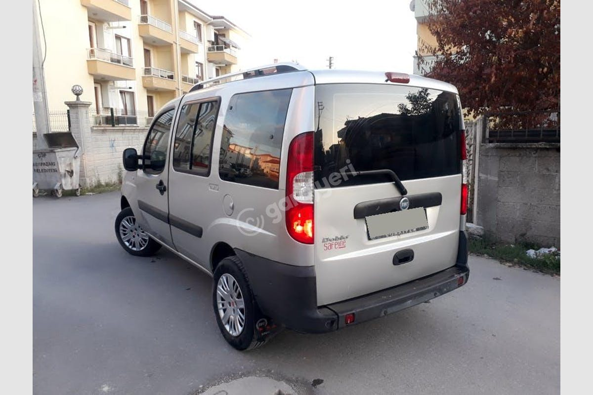 Fiat Doblo Adapazarı Kiralık Araç 2. Fotoğraf
