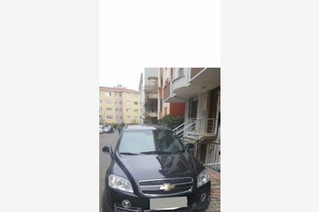 Kiralık Chevrolet Captiva , İstanbul Ümraniye