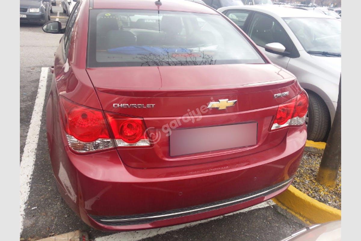 Chevrolet Cruze Ataşehir Kiralık Araç 4. Fotoğraf