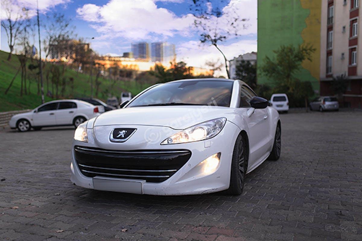 Peugeot RCZ Esenler Kiralık Araç 1. Fotoğraf