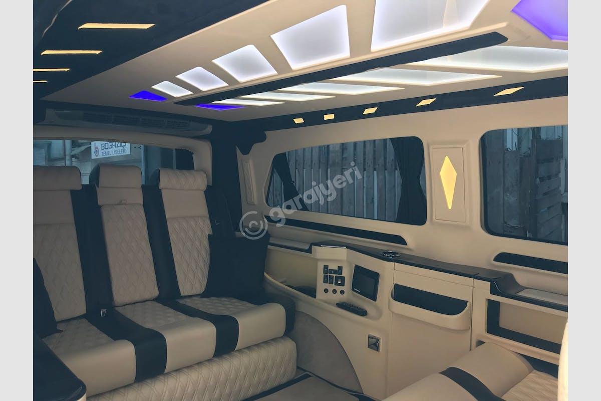 Mercedes - Benz Vito Bayrampaşa Kiralık Araç 7. Fotoğraf