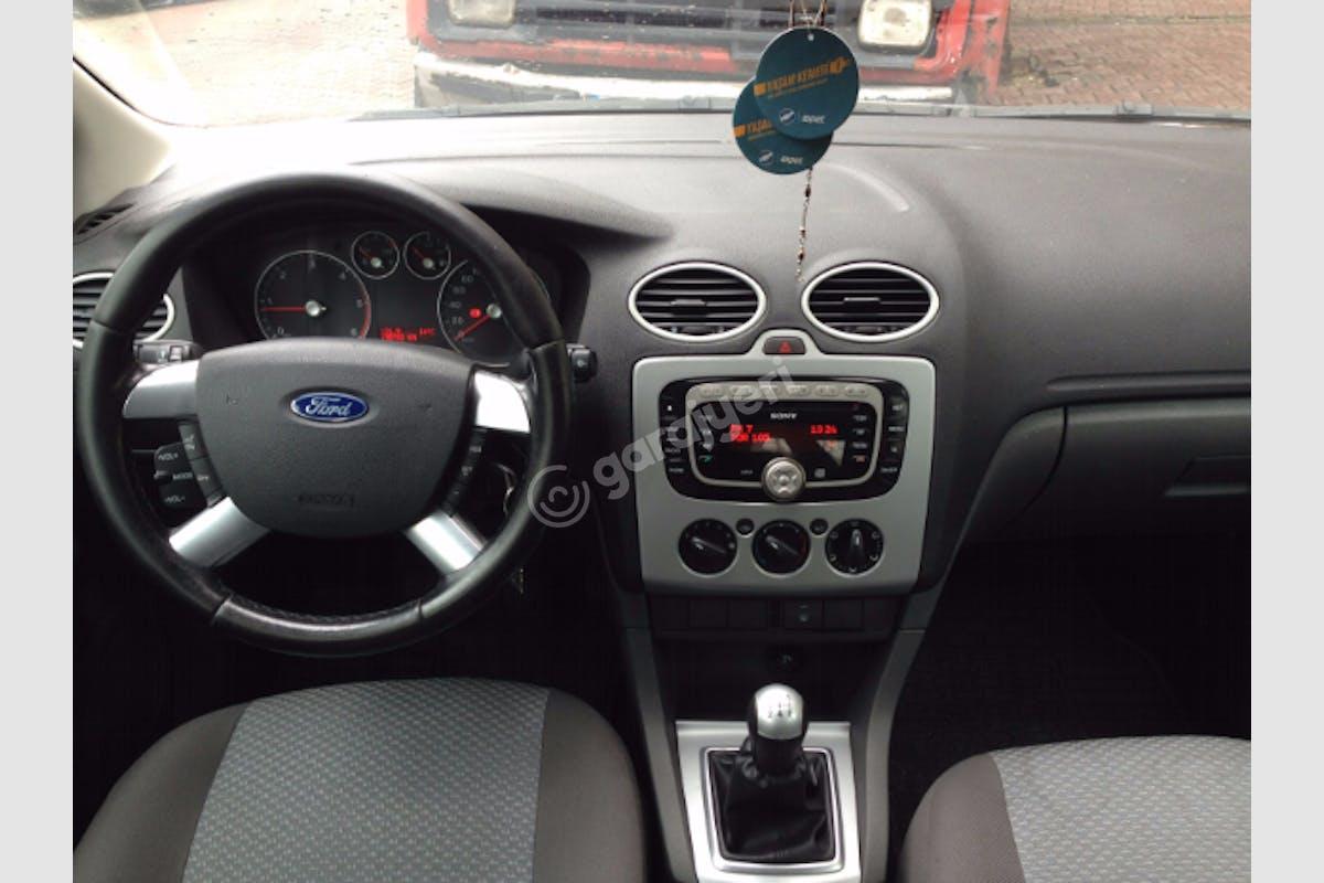 Ford Focus Bahçelievler Kiralık Araç 4. Fotoğraf