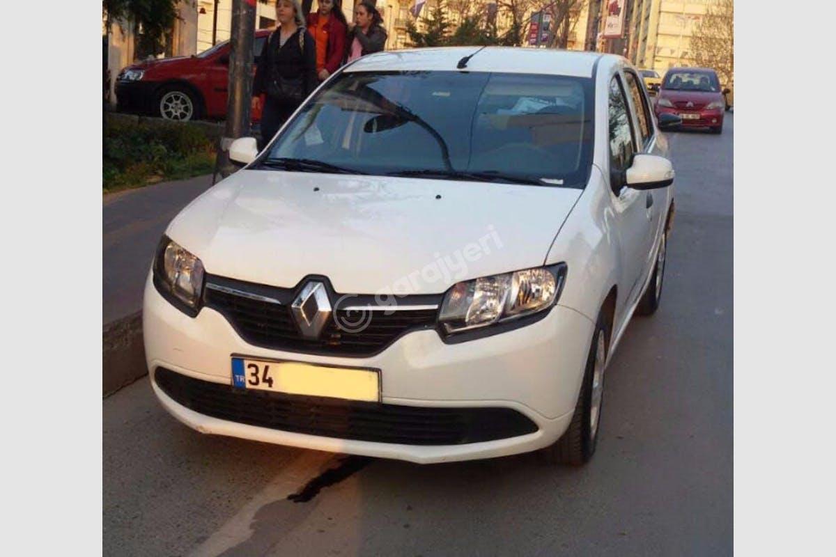 Renault Symbol Bayrampaşa Kiralık Araç 1. Fotoğraf