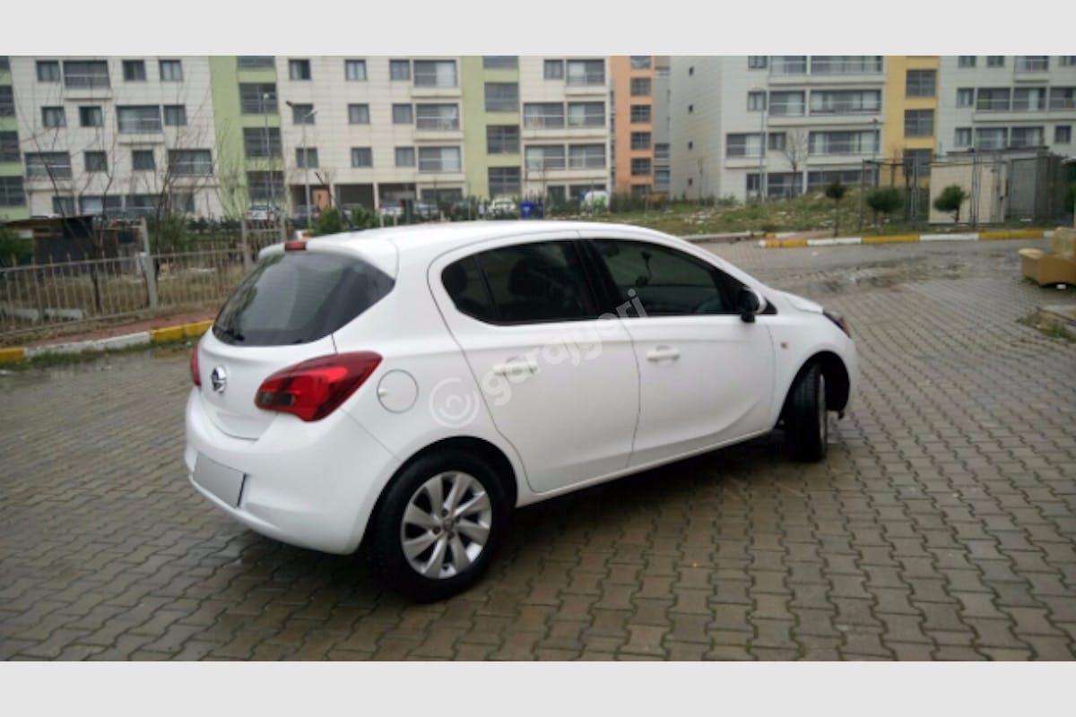 Opel Corsa Esenler Kiralık Araç 2. Fotoğraf