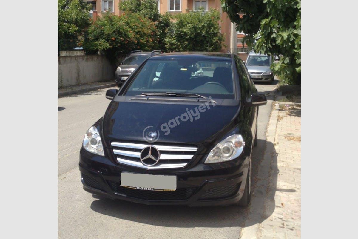 Mercedes - Benz B Büyükçekmece Kiralık Araç 2. Fotoğraf