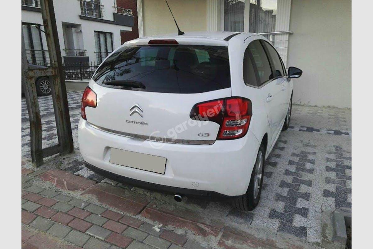 Citroën C3 Sancaktepe Kiralık Araç 2. Fotoğraf