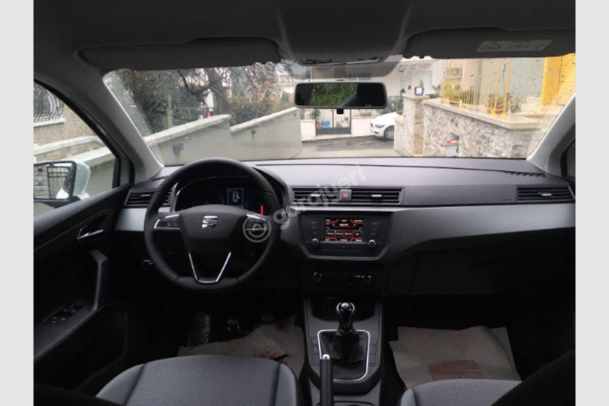 Seat Ibiza Sarıyer Kiralık Araç 8. Fotoğraf