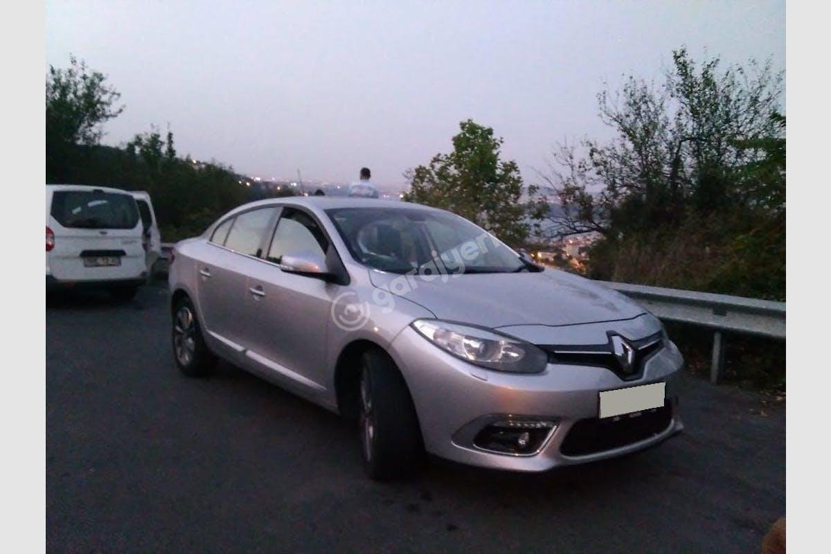 Renault Fluence Bayrampaşa Kiralık Araç 1. Fotoğraf