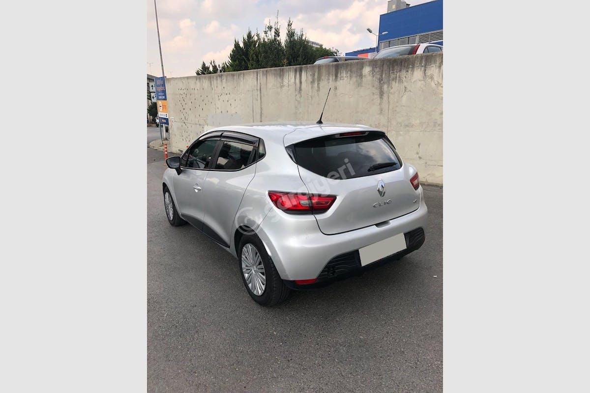 Renault Clio Bayrampaşa Kiralık Araç 4. Fotoğraf