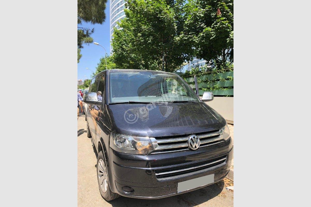 Volkswagen Transporter Pendik Kiralık Araç 1. Fotoğraf