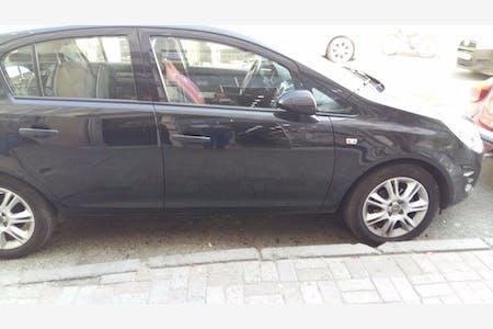 Opel Corsa İstanbul Fatih Kiralık Araç