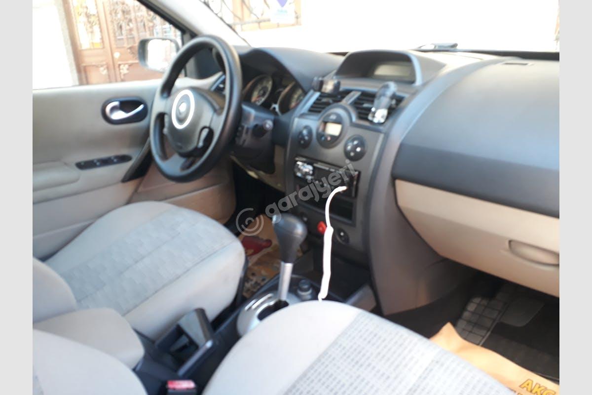 Renault Megane Maltepe Kiralık Araç 4. Fotoğraf