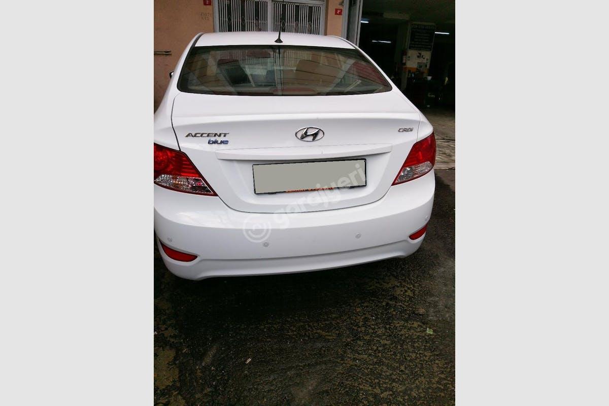 Hyundai Accent Blue Bahçelievler Kiralık Araç 1. Fotoğraf