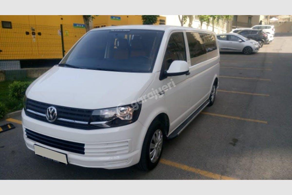 Volkswagen Transporter Tuzla Kiralık Araç 1. Fotoğraf