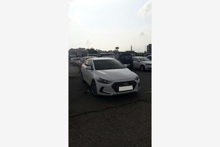 Kiralık Hyundai Elantra 2017 , Kocaeli Kartepe