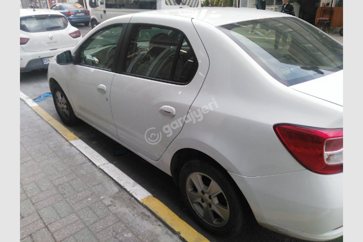 Renault Symbol Gaziosmanpaşa Kiralık Araç 4. Fotoğraf