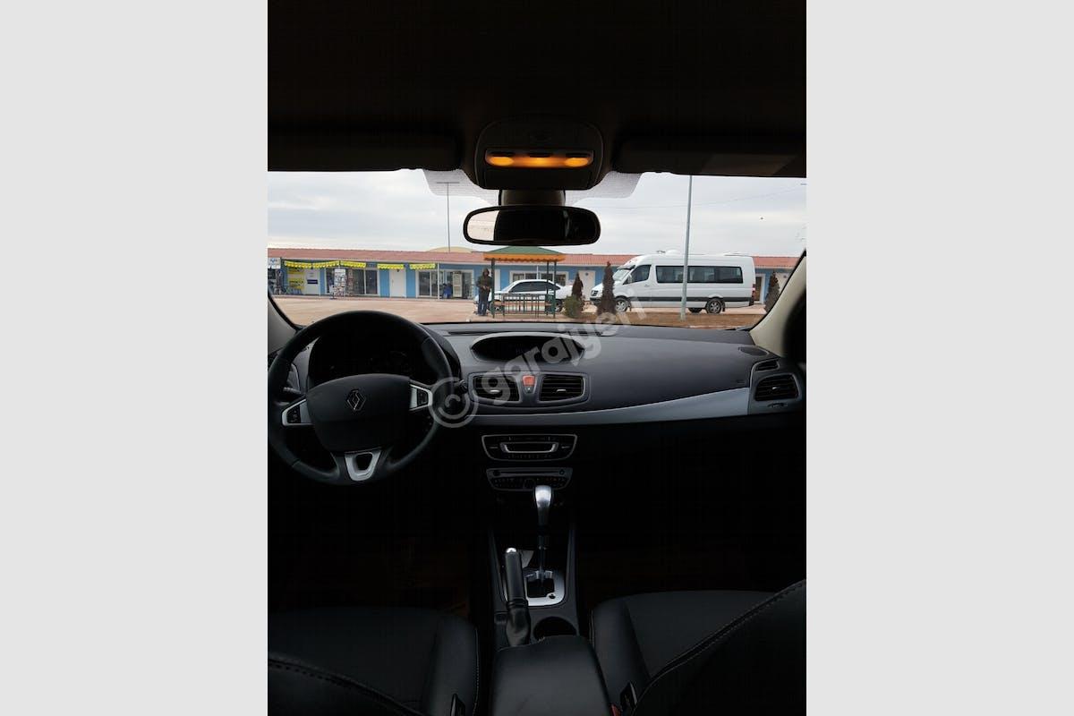 Renault Fluence Polatlı Kiralık Araç 5. Fotoğraf