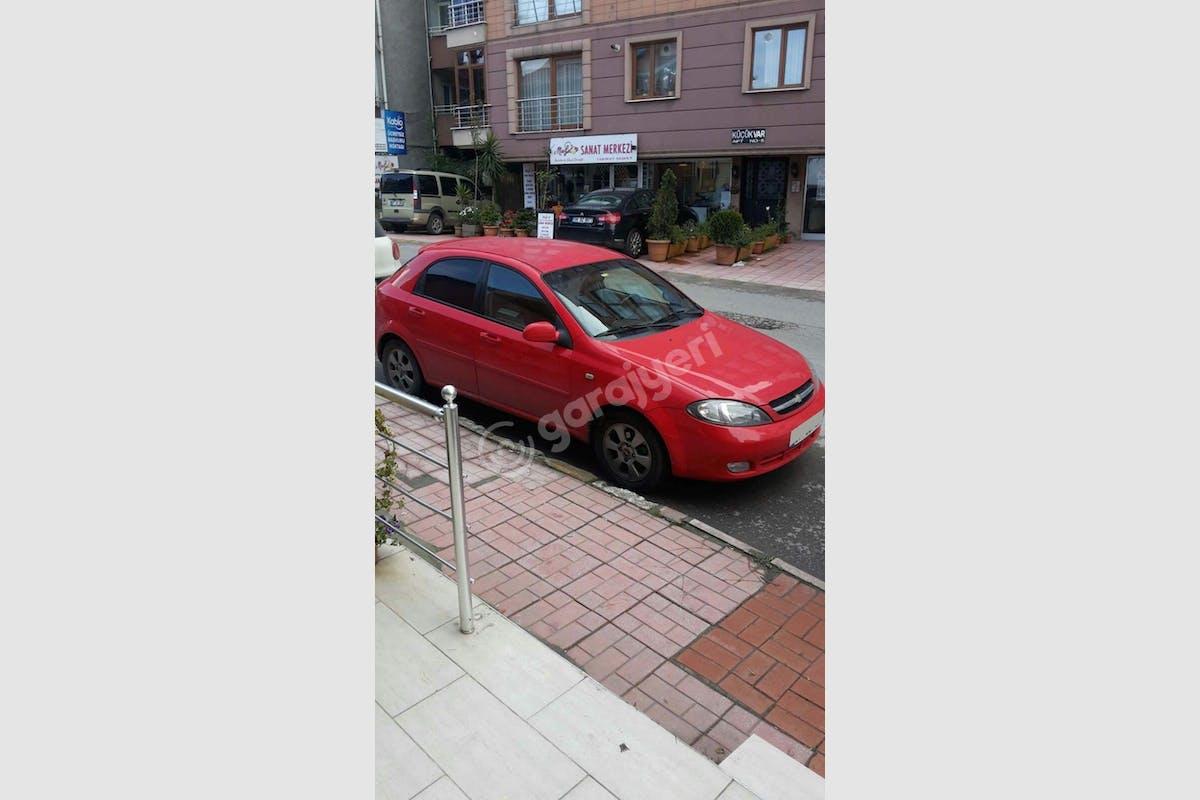 Chevrolet Lacetti Beyoğlu Kiralık Araç 1. Fotoğraf