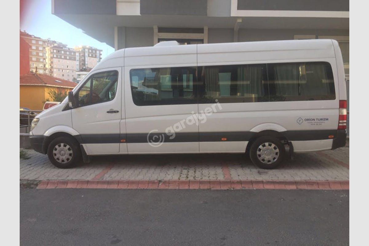 Mercedes - Benz Sprinter Ümraniye Kiralık Araç 5. Fotoğraf