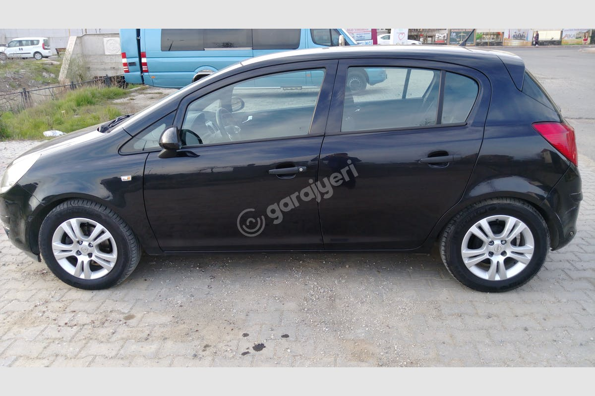 Opel Corsa Süleymanpaşa Kiralık Araç 3. Fotoğraf