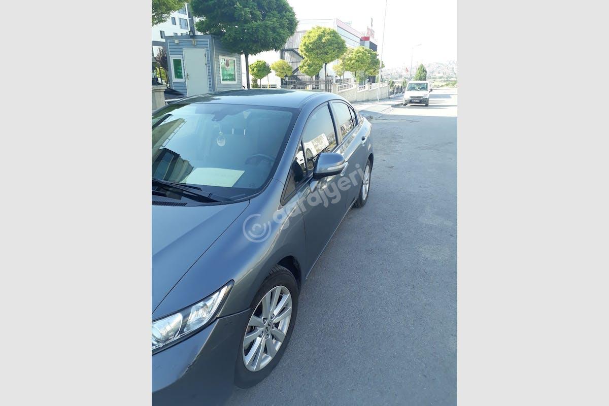 Honda Civic Sincan Kiralık Araç 1. Fotoğraf